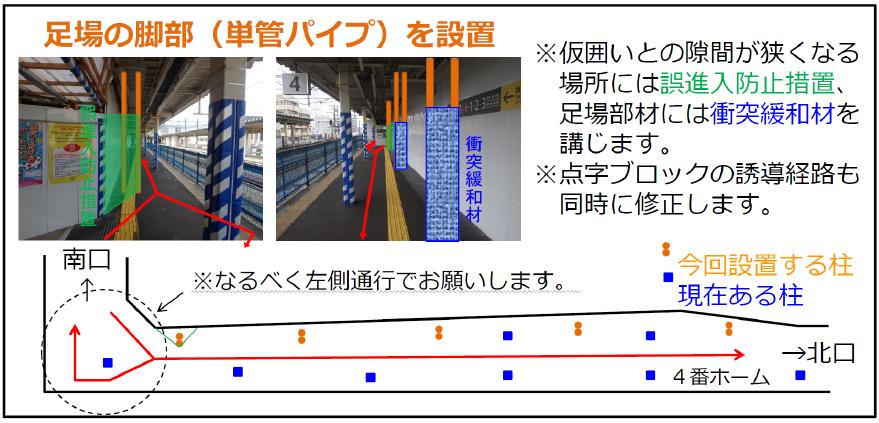 富山駅構内告知ポスター用