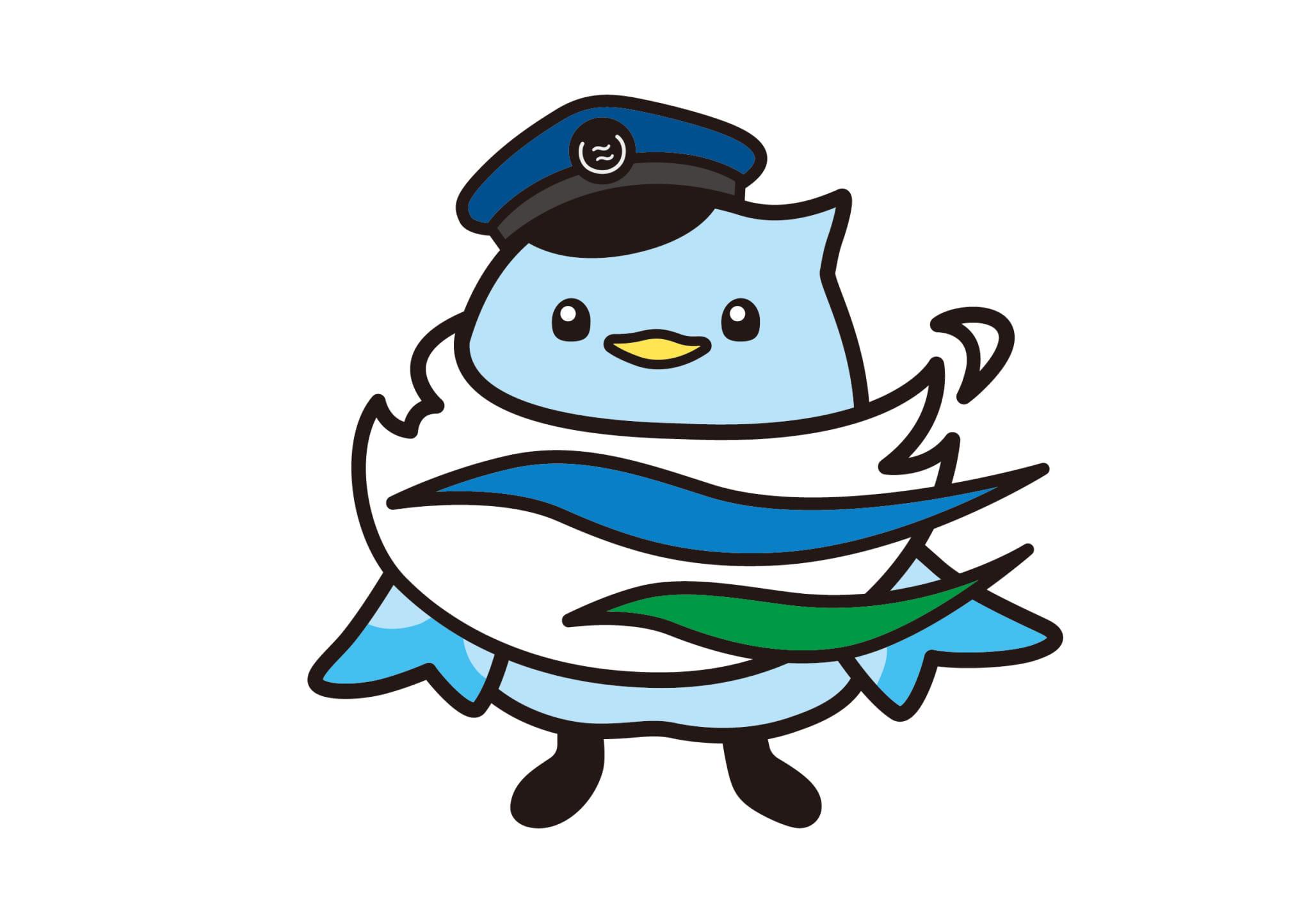 あいの風とやま鉄道キャラクター_正面